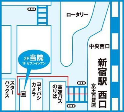 医療法人社団上桜会 ゆうメンタルクリニック 新宿院